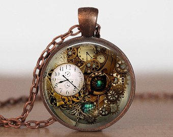 Steampunk Watch Graphic