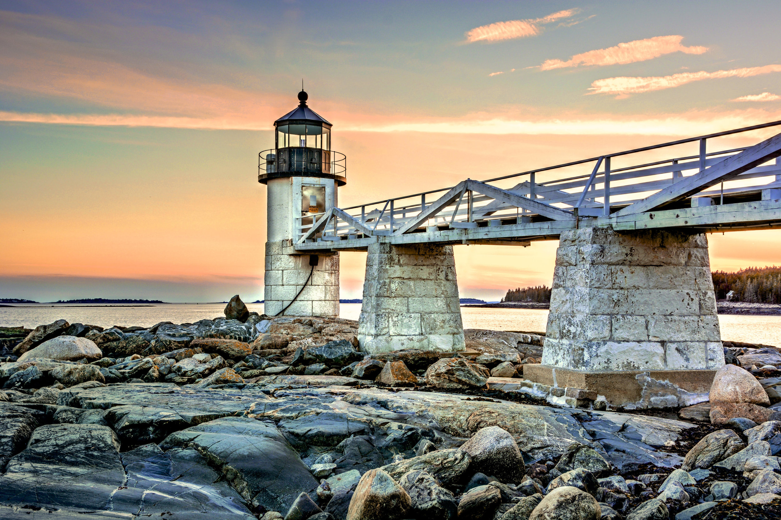 Marshall Point Lighthouse & Museum